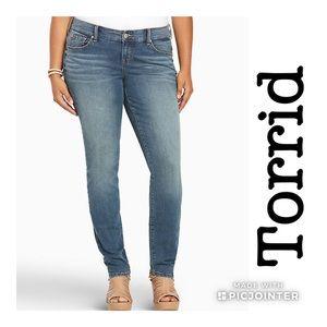 Torrid Sophia Skinny Jeans